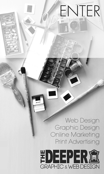 The Deeper Graphic & Web Design